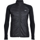Icebreaker M's Ellipse Jacket Black/Black/Metal